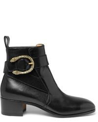 Leather jodhpur boots medium 782446