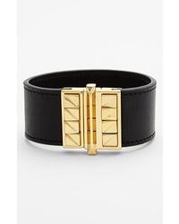 Rebecca Minkoff Curbs Leather Bracelet