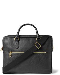 Heathcliffe full grain leather briefcase medium 680546