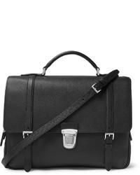 Saffiano leather briefcase medium 840124