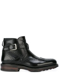 Salvatore Ferragamo Buckled Boots