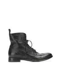 Tagliatore Lace Up Boots