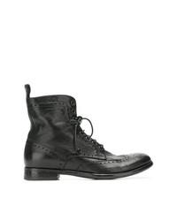 Tagliatore Lace Up Boots