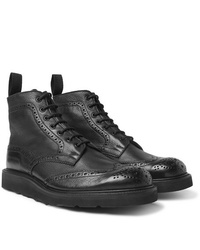 Tricker's Stow Full Grain Leather Brogue Boots