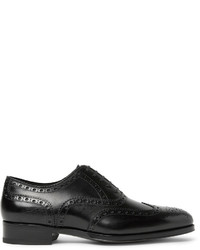 Tom Ford Austin Leather Wingtip Brogues