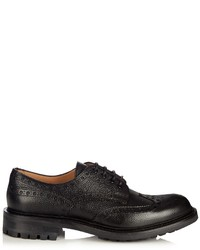 Cheaney Avon Grained Leather Brogues