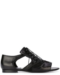 Givenchy Cut Out Brogues