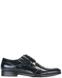 Dolce & Gabbana Formal Lace Up Shoes