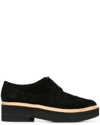Robert Clergerie Safel Platform Brogues