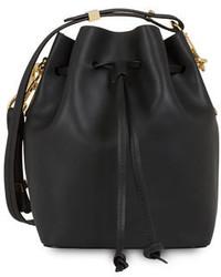 Sophie Hulme Handbags Nelson Small Leather Bucket Bag