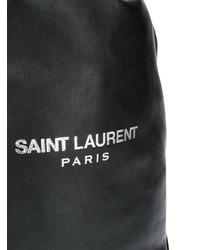 Saint Laurent Teddy Bucket Bag