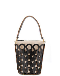 Marni Woven Pattern Tote Bag