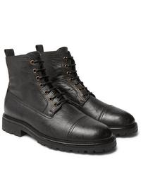 Belstaff Alperton 20 Leather Boots