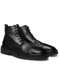 Marsèll Full Grain Leather Boots