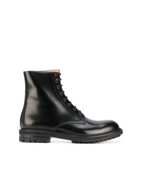 Alexander McQueen Lace Up Boots