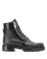 Balmain Ranger Army Lace Up Boots