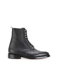 Thom Browne Y Finish Lace Up Boots