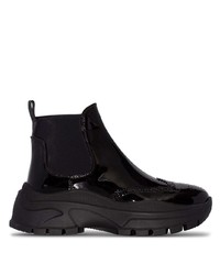 Prada Chelsea 75mm Ankle Boots