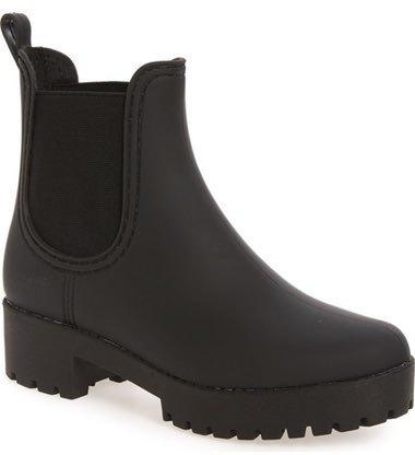 wholesale dealer e67af d3328 £44, Jeffrey Campbell Cloudy Chelsea Rain Boot