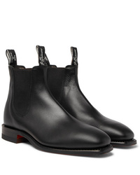 R.M. Williams Craftsman Leather Chelsea Boots