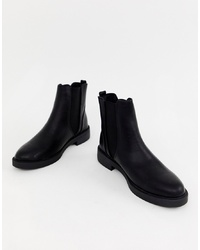 New Look Flat Chunky Chelsea Boot