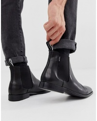 PS Paul Smith Gerald Leather Chelsea Boot In Black