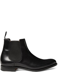 Houston leather chelsea boots medium 380603