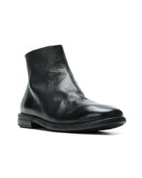 Marsèll Pebbled Boots