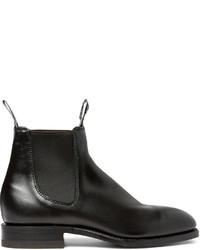 Rmwilliams Craftsman Leather Chelsea Boots
