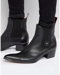 Jeffery West Sylvian Leather Chelsea Boots