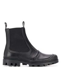 Loewe Tiered Chelsea Boots
