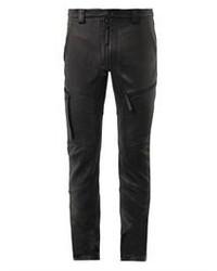 Trace leather moto trousers medium 79797