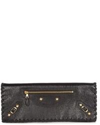 Giant 12 leather clutch medium 720273