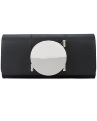 Perrin Paris Glove Handle Clutch Bag