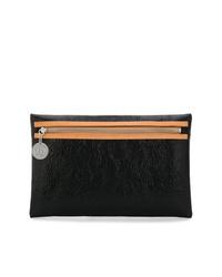 MM6 MAISON MARGIELA Textured Clutch Bag