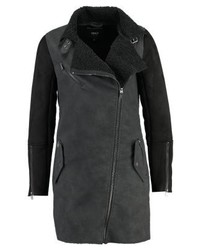 Only Onldare Biker Short Coat Black