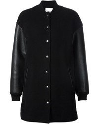 Alexander Wang T By Bomber Style Coat