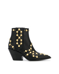 Casadei Daytime Cowboy Ankle Boots