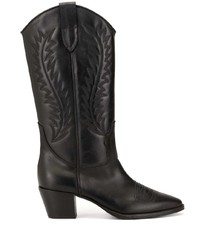 Dondup Embroidered Boots