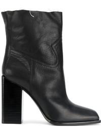 Saint Laurent Jodie 105 Western Ankle Boots