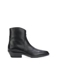 Isabel Marant Low Cowboy Boots