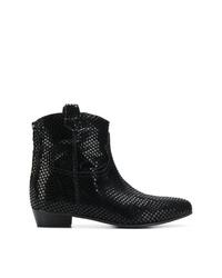 Marc Ellis Western Ankle Boots