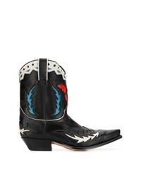 Zadig & Voltaire Zadigvoltaire Sierra Western Style Boots