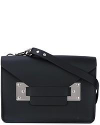 Sophie Hulme Crossbody Satchel Bag