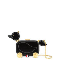 Thom Browne Duckling Icon Calfskin Clutch Bag