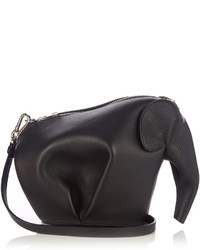 Loewe Elephant Mini Leather Cross Body Bag