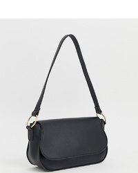 My Accessories London Black Shoulder Bag