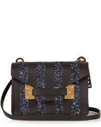 Sophie Hulme Milner Nano Envelope Leather Cross Body Bag