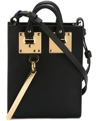 Sophie Hulme Mini Albion Crossbody Bag