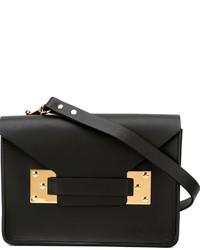 Sophie Hulme Mini Envelope Crossbody Bag